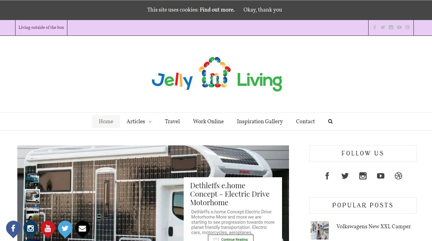 jelly living